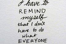 words of fam / inspiring words