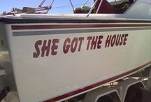 You named your boat WHAT???
