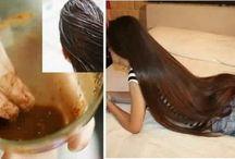 Idées coiffure et soin cheveux