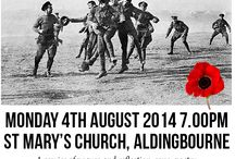Greater Love / World War One Memorial Service at St Mary, Aldingbourne