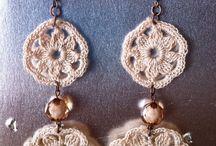 szydełko biżuteria