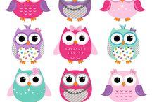 Owls........