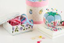 Fabric Crafts / by Linda Frank