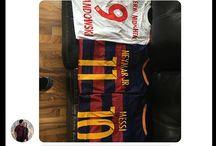 Customer's Show / Customer's feedback of their soccer jersey