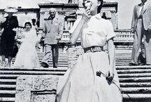 / Audrey Hepburn /