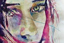 Arte / Pinturas en acuarela