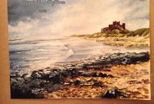 Seascapes / Paintings of Sea Scenes