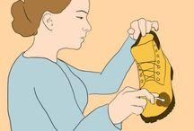 trucos zapatos