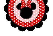 Disney gavemærker, klistermærker og kort