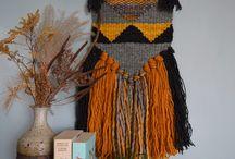 Woolly Thyme Weavings