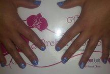 Orchid Blossom Nail Boutique / Original nails done by Orchid Blossom Nail Boutique