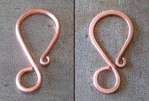 Jewelry Making - Wire Tutorials / by Caroline Guf