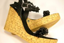 Wedges / Handmade by Gea Creations