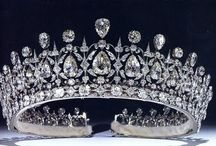 Glitter and Be Gay / Vintage jewelry and tiaras for the Miss America in all of us!! / by Ann-Marie Desautelle