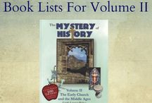 The Mystery of History / The Mystery of History activities, ideas, printables, and lesson plans. / by Lara @ Everyday Graces