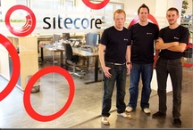 Sitecore / Web Synergies uses this CMS for Client Projects