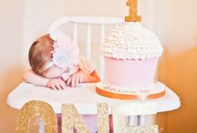 Meriel's first birthday / by Cory Parker