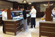 İlk Misafirlerimiz / 1 Nisan'da hizmete giren otelimizde konaklayan ilk misafirlerimiz.