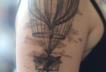 Various Tattoos