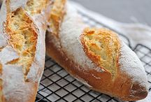 Bread and rolls recipes / For baking homemade artisan bread