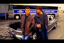 supernatural forever - saving people,hunting things, the family business