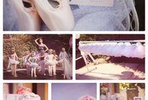 Ballerina Party Ideas