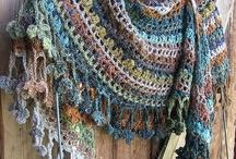 ponchos scarfs