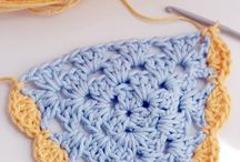 Crocheting / by Peggy Brandes