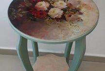 Asztal dekopazs