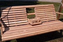 Amish Outdoor Furniture / Amish Made Outdoor Furniture