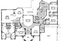 House plans  / by Karen Beyer
