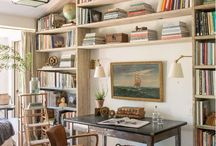 farmhouse study/office