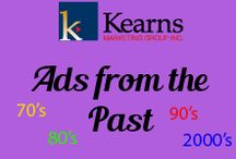 """Blast from The Past """"Ads"""" / Our Ads from the 70's, 80's, 90's and 2000's"""