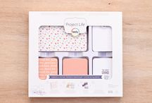 Currently Edition Project Life / Layouts and ideas using the Currently edition Project Life Core Kit by Becky Higgins  / by Becky Higgins LLC