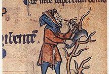Old manuscripts, medieval life / by Mirja