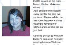 #9 Dream Kitchen Makeover Winner - 2014