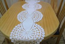 DOILIES WITHOUT  INSTRUCTIONS / by joan ward