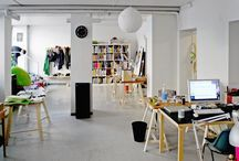 Super Spaces / Inspirational studios and living spaces.