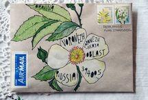 Inspiration Mail Art