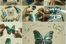 pintura vidrios