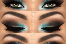 Makeup/hairstyles / Beauty and design