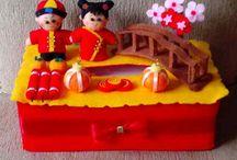Handmade souvenir