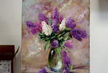 Vaso de flores de vidro