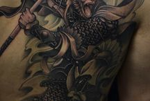 Chronic Ink / Tattoo's