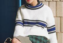 Moda crochet y tejido