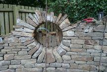 kamenne zdi