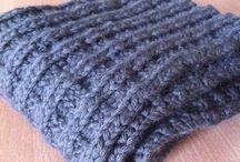 Écharpes tricot homme