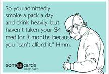 nursing humor / by Andi Sayers