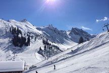Powder / Platser, orter, där jag åkt skidor.