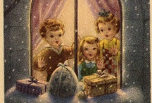 Vintage Christmas / by Cassie Rawlins
